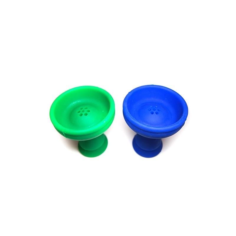 VF ND korunka silikon/modrá
