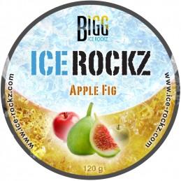 Kamienky do vodnej fajky Ice Rockz - jablko figa 120g