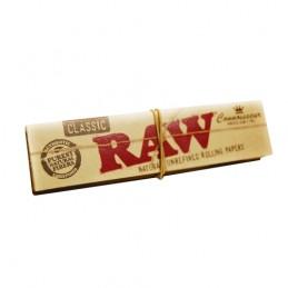 Papieriky RAW Connoisseur KS slim+filtre