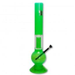 Bongo akryl Bud Boy green 43 cm