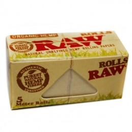 Papieriky RAW Rolls Organic