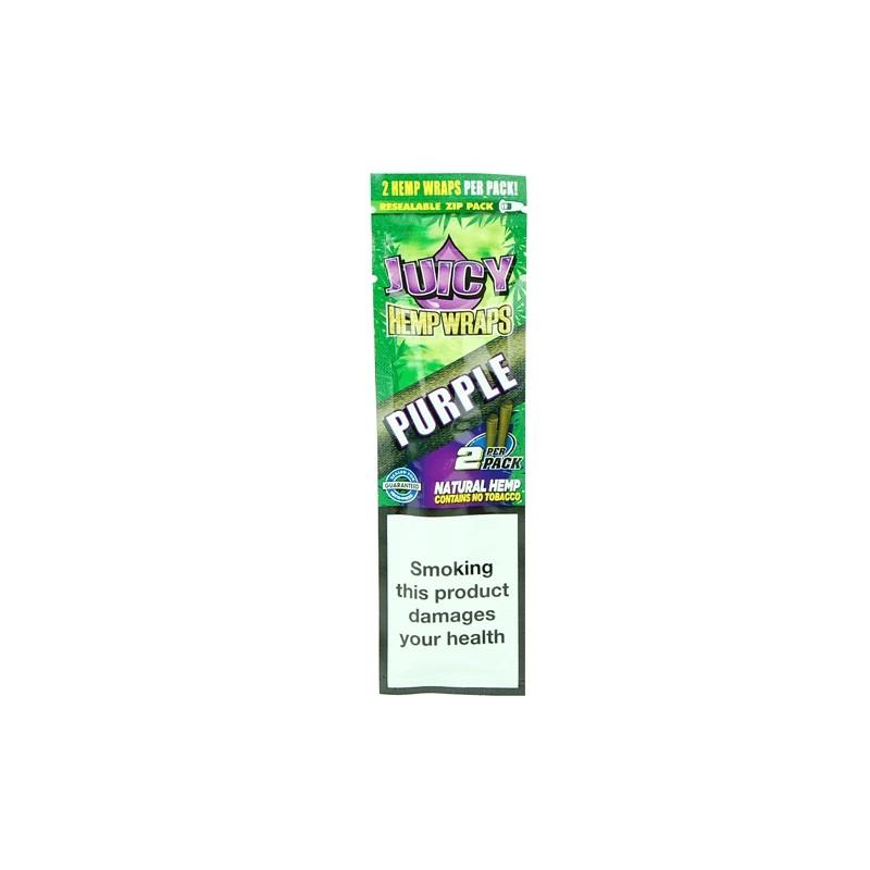Juicy Hemp Wraps - Purple