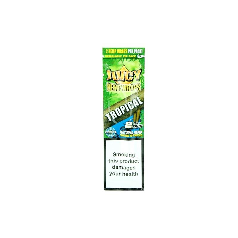 Juicy Hemp Wraps - Tropical