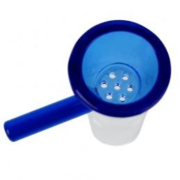 Bong ND Šluk s rúčkou blue 19