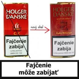 Fajkový tabak Holger Danske Cherry Vanilla 40 g (Rubby melange)