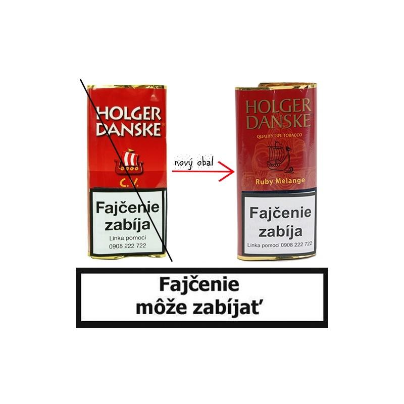 Fajkový tabak Holger Danske Cherry Vanilla 40g