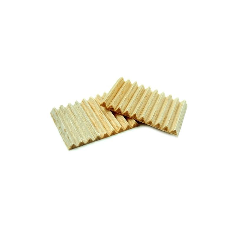 Fajkové filtre Savinelli natural 6 mm