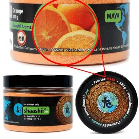 ShaaShii prášok - pomaranč