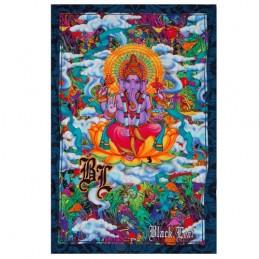 Textilná plachta Ganesha (a hubičky)