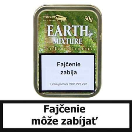 STANISLAW The 4 Elements - Earth mix 50g