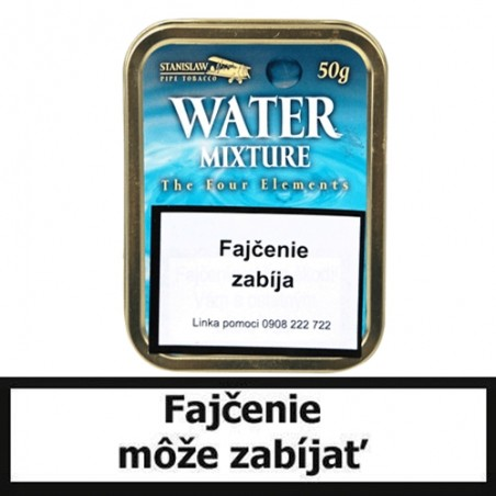 STANISLAW  The 4 Elements - Water mix 50g
