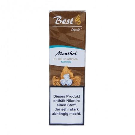 Liquid - Menthol 10 ml
