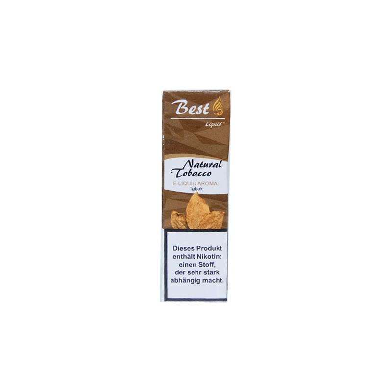 Liquid - Natural Tabak 10ml