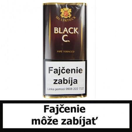 Fajkový tabak Mc Lintock Black C 40g
