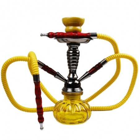 Vodná fajka Smoke Mini Žltá