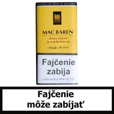 Mac Baren Golden Ambrosia 50 g