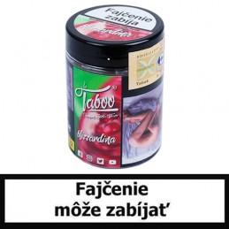 Taboo tabak do vodnej fajky - Blizardina (mäta + granátové jablko)