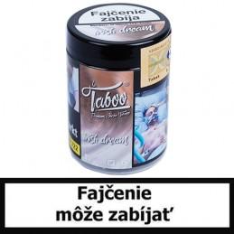 Taboo tabak do vodnej fajky - Irish Dream (orech + kokos)