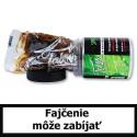 Taboo tabak do vodnej fajky - Sexy Green (mäta + chlorofil)