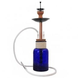 Vodná fajka Bullshit kompót 65cm - BLUE