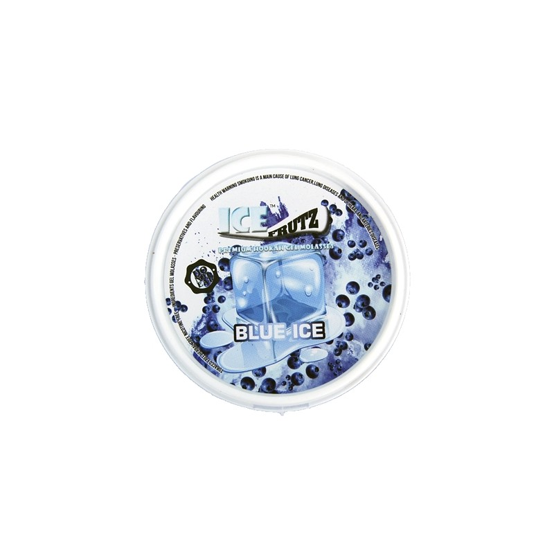 Ice Frutz Gel 100g Blue Ice