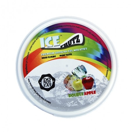 Ice Frutz Gel 100g Double Apple