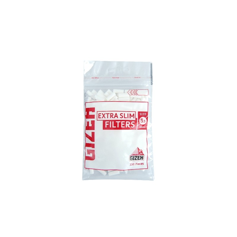 Filter Gizeh Extra Slim 5,3mm