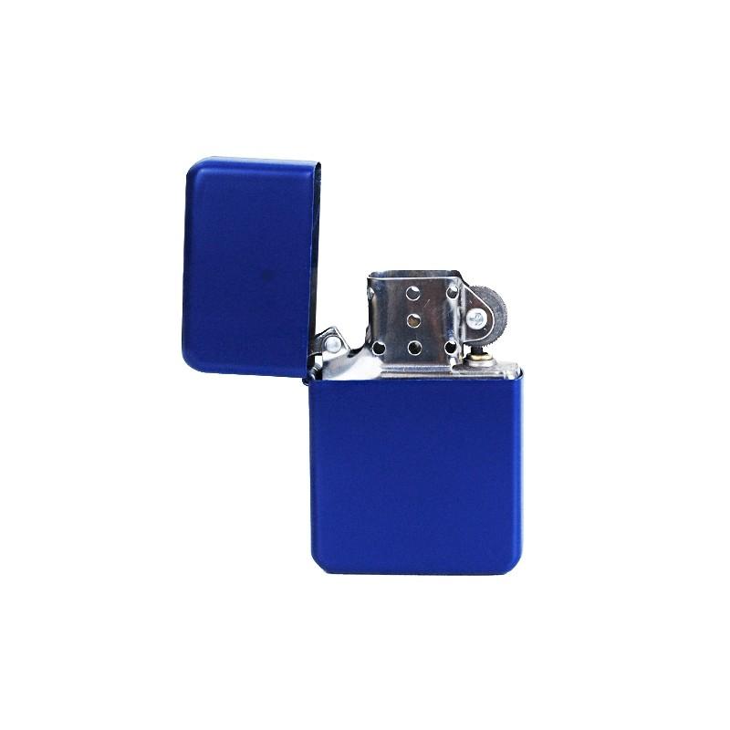 Zapaľovač benzínový modrý