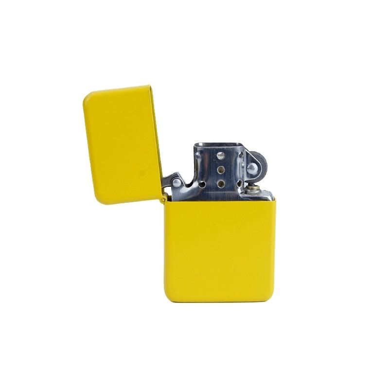 Zapaľovač benzínový žltý