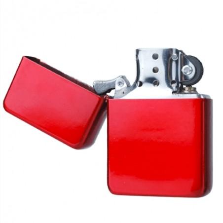 Zapaľovač benzínový červený