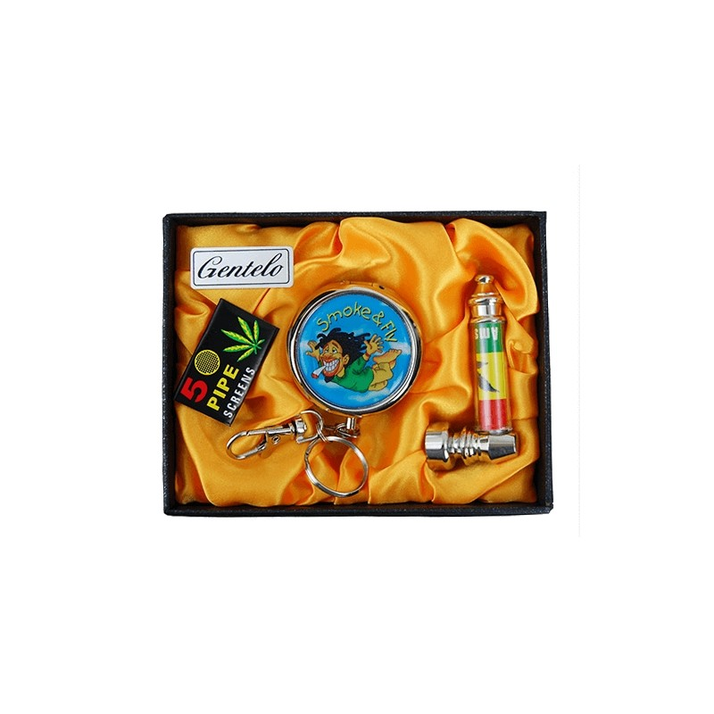 Gift set rasta man