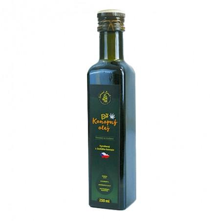 BIO Konopný olej  250ml
