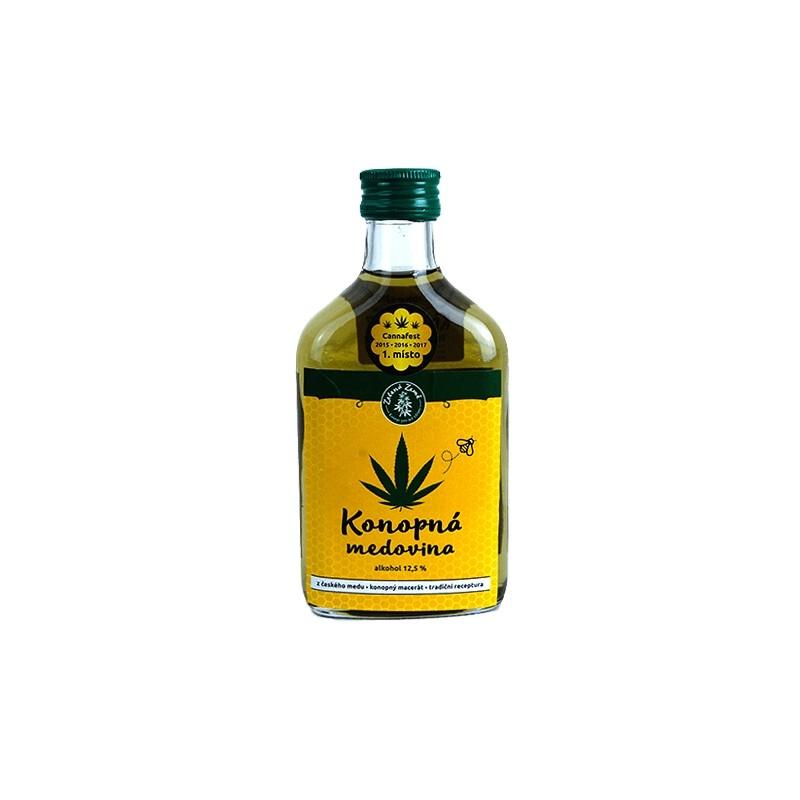 Konopná medovina 200 ml