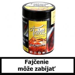 TABOO TABAK DO VODNEJ FAJKY - BLACK LIMUSINE (cola a limetka)