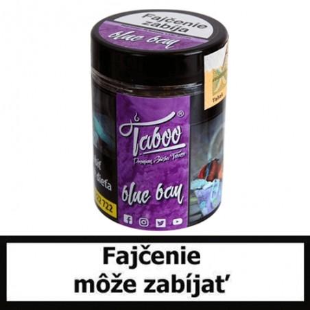 TABOO TABAK DO VODNEJ FAJKY - BLUE BAY (Čučoriedka a mäta)