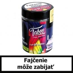 TABOO TABAK DO VODNEJ FAJKY - OVER THE RAINBOW (Hruška a mäta)
