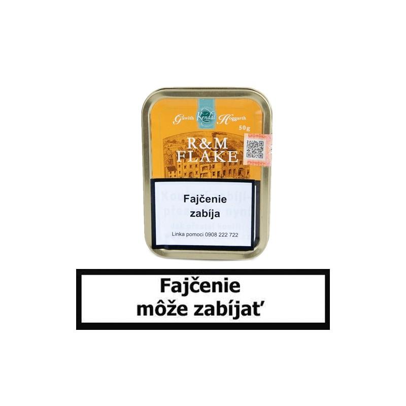 Fajkový tabak Gawith Hoggarth Rum Flake 50g