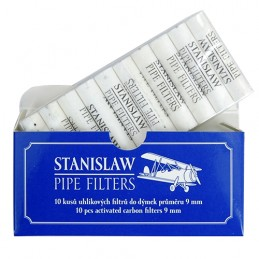 Fajkové filtre Stanislaw 10 ks