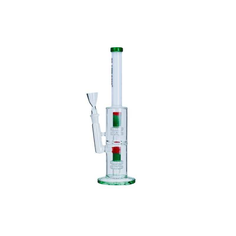 Playbong Double Drum Green White