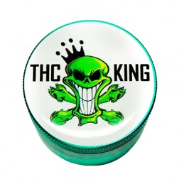 Drvička THC King - Skull (THC edition)