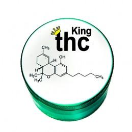 Grinder Drvička THC King - Molekula (THC edition)