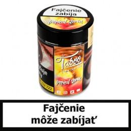 TABOO Tabak do vodnej fajky - Tropical (Mäta, Broskyňa, Guava, Citrón, Ananás)