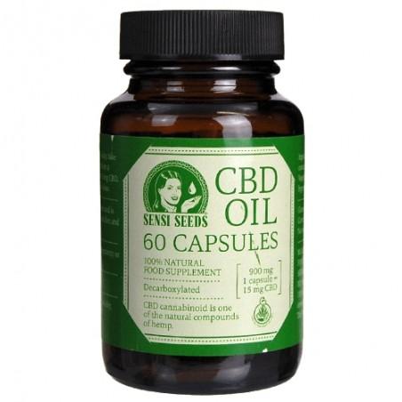CBD Oil Kapsule 60 / 3%