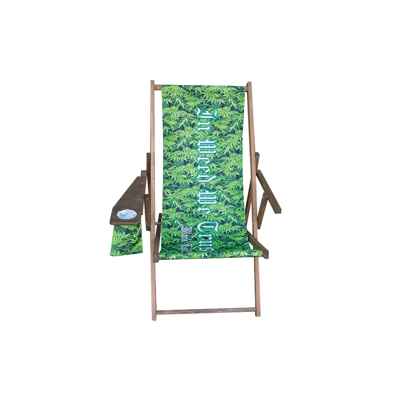 Plážové lehátko BL Green