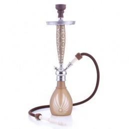 Vodná fajka Bangkok 69 cm (gold) Aladin