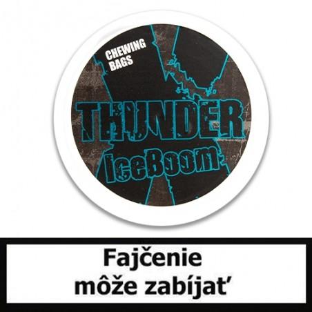 Žuvací tabak Thunder X Chewing Bags Iceboom 13,2g Snus