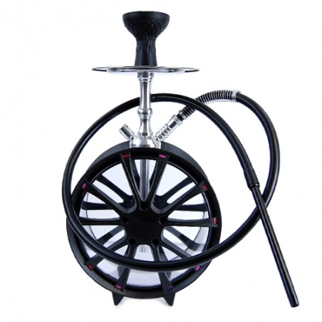 Vodná fajka Wheel Shisha 48 cm