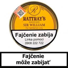 Fajkový tabak Rattrays Sir Wiliam 50g (pôvodne Peterson Irish Whisky)