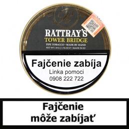 Fajkový tabak Rattrays Tower Bridge 50g (pôvodne Peterson Connoisseurs choice)