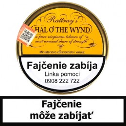 Fajkový tabak Rattrays Hal O The Wynd 50 g (Peterson)